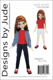 Quick Casuals for 46cm Kaye Wiggs MSD BJD PDF