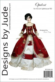 Opulent for 45.5cm Ipelhouse FID Dolls PDF