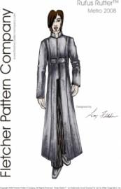 Metro Coat for Matt O'Neill Printed