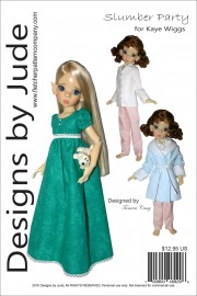 Slumber Party for 46cm Kaye Wiggs PDF