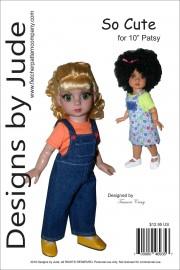 "So Cute for 10"" Patsy & Ann Estelle PDF"