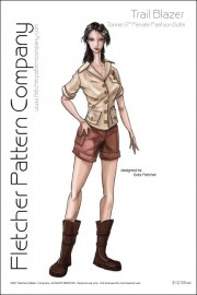 PDF Trail Blazer for Lara Croft & DeeAnna Denton