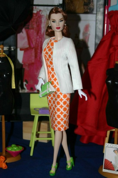 "Pure Style Outfit for 12"" East 59th Dolls"