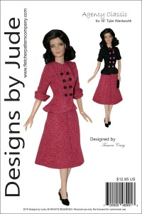 """Agency Classic for 16"""" Tyler Dolls Printed"""
