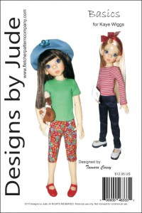 Basics for 46cm Kaye Wiggs Dolls PDF