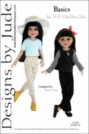 "Basics for 14.5"" Flexi-Pose Dolls PDF"