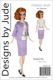 Classic Suit for Silkstone Barbie PDF