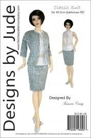 Classic Suit for 45.5cm Iplehouse FID Dolls PDF