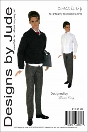 Dress it Up for Integrity Monarch Homme PDF