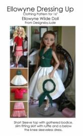 Ellowyne Dressing Up PDF