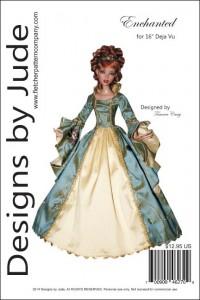 """Enchanted for 16"""" Deja Vu PDF"""