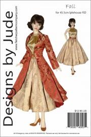 Fall for 45.5cm Iplehouse FID Dolls PDF