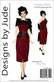 Fashion Plate for 45.5cm Iplehouse FID PDF