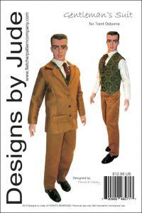 """Gentleman's Suit for 16.25"""" Trent PDF"""