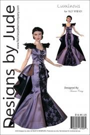 "Luminous for 16.5"" RTB101 Body Dolls PDF"