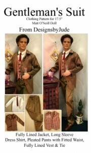 Gentleman's Suit for Matt O'Neill PDF