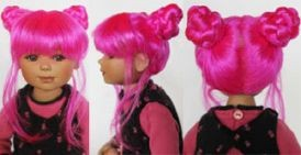 Lucky Wig Size 6-7