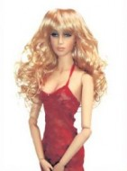 Sassy Wig, Size 4-5