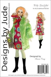 Pop Sugar for 45.5cm Iplehouse FID Dolls PDF