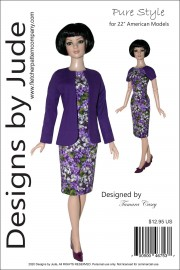 "Pure Style for 22"" American Models PDF"
