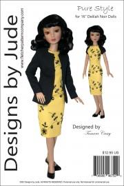 """Pure Style for 16"""" Delilah Noir PDF"""