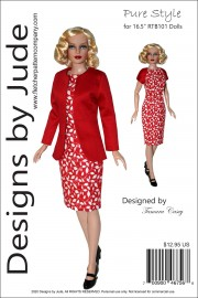 """Pure Style for 16.5"""" RTB101 Body Dolls PDF"""