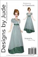 Regency for 1/3 Ilehouse EID Dolls Printed