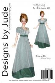 Regency for 1/3 Ilehouse EID Dolls PDF