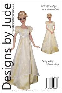 """Regency for 16"""" JamieShow Dolls PDF"""