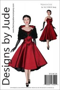 "Reminisce for 16.5"" RTB101 Body Dolls PDF"