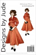 Shining Hour for 45.5cm Iplehouse FID dolls Printed