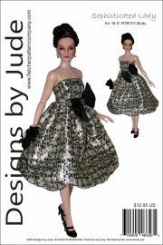 """Sophisticated Lady for 16.5"""" RTB101 Grace PDF"""