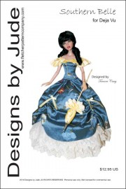 "Southern Belle  for 16"" Deja Vu PDF"