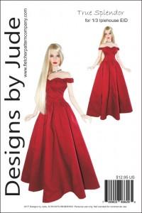 Splendor for 1/3 Iplehouse EID Dolls Printed