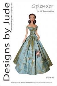 "Splendor for 16"" Fashion Alex PDF"