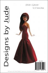 "Star Gazer for 13"" Fashion Body Agatha & Revlon PDF"