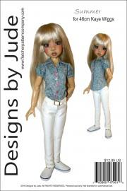 Summer for 46cm Kaye Wiggs MSD dolls PDF