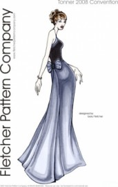 2008 Convention American Model Printed Pattern