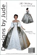 """Claire Wedding Gown for 16.5"""" RTB101 Body PDF"""