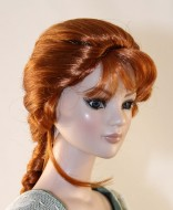 Amber Carrot Braid Wig size 7-8, American Model