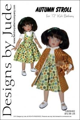 "Autumn Stroll for 12"" Kish Bethany PDF"