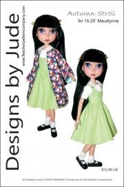 Autumn Stroll Maudlynne & LittleMissMatched PDF