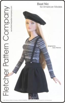 Beat Nic American Model Printed Pattern