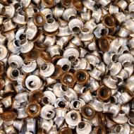 """1/8"""" Metallic Chestnut Eyelets"""