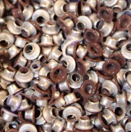 "1/8"" Chocolate Brown Eyelets"