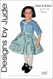 Dress & Bolero for Lucy Pevensie PDF