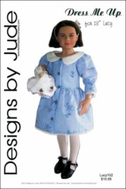 Dress Me Up for Lucy Pevensie Printed