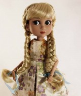 Dutch Girl Blonde size 8-9, Patience, Cissy & Kaye Wiggs MSD