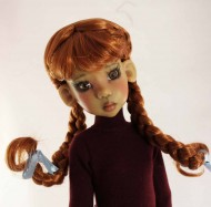 Dutch Girl Carrot size 8-9, Patience, Cissy & Kaye Wiggs MSD
