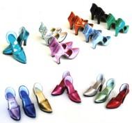 "Easy to Wear Heels 64mm, Cissy & 21"" Madame Alexander"